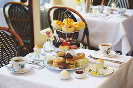Palm Court Brasserie - Traditional Afternoon Tea for Two - Save 0%