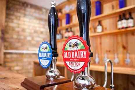 The Old Dairy Brewery - Brewery Tour - Save 0%