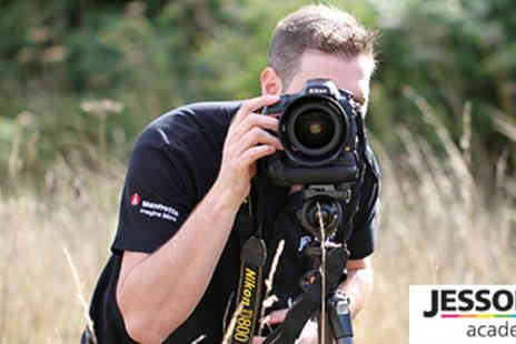 Jessops Academy - Photography Course including Tripod and Print - Save 40%