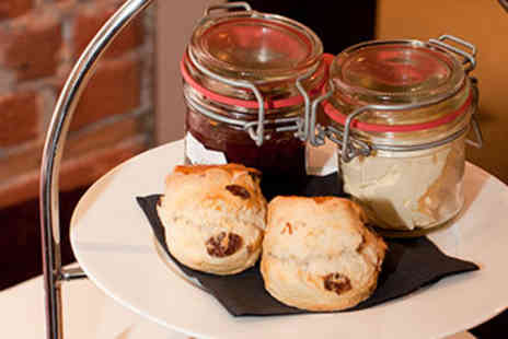 The Marquis - Champagne Afternoon Tea for Two - Save 0%
