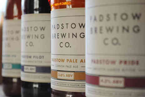 Padstow Brewing Co - Brewery Day and Beer Tasting - Save 0%