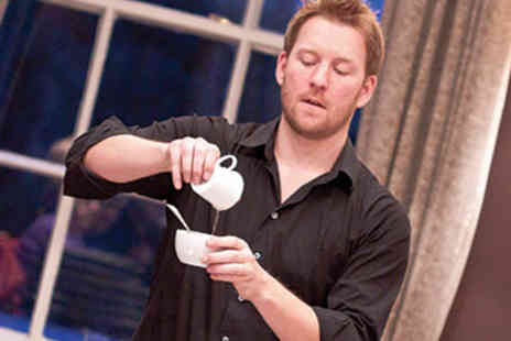 The Langham Hotel - Tea Tasting and Blending with Alex Probyn - Save 0%
