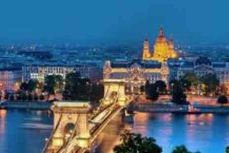 ANIMOD - Three night stay for two including breakfast in Budapest- Save 55%