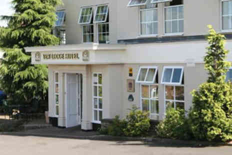 Yew Lodge Hotel - Champagne Afternoon Tea for Two - Save 0%