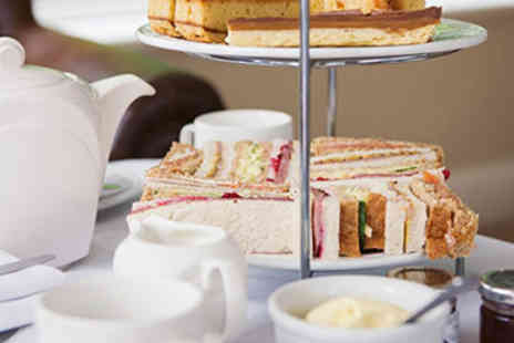 Moorhill House - Afternoon Tea for Two - Save 0%