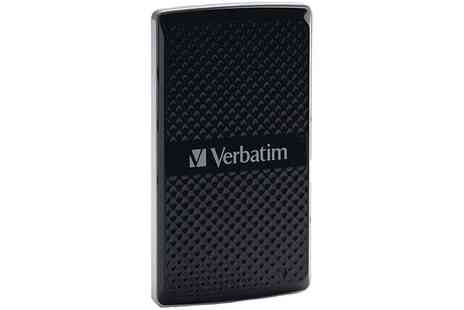 Groupon Goods Global GmbH - Verbatim Vx450 External Solid State Drive - Save 40%