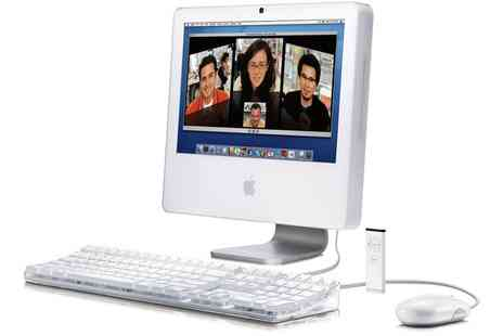 Computer Remarketing Services - Refurbished Apple iMac A1195 17 Inch Core Duo 2GB RAM 160GB HDD With Free Delivery - Save 0%