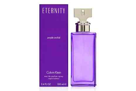 Groupon Goods Global GmbH - Calvin Klein Eternity Purple Orchid 100ml EDP - Save 65%