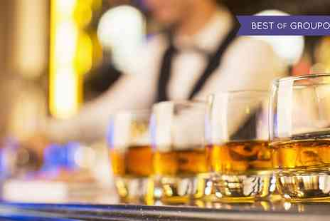 The Whiskey Affair - Two or four general admission tickets to The Whiskey Affair on Saturday 18 February - Save 56%