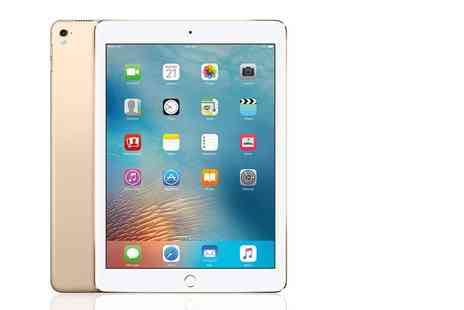 GPSK - Apple iPad Pro 128GB with WiFi and 4G select from two colours - Save 0%