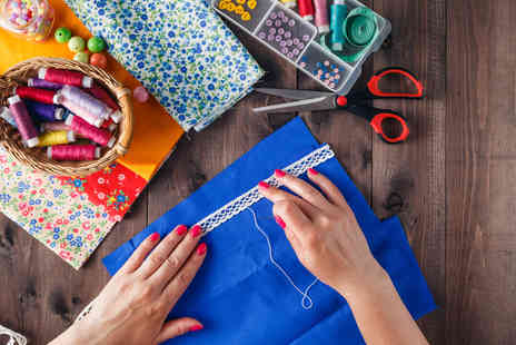 Ecourses4you - Online sewing essentials course unlock your stitching potential - Save 94%