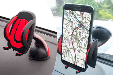 Deals Direct - Dashboard smartphone holder - Save 79%