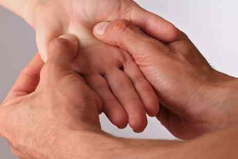 One Day Courses - Online hand reflexology course - Save 91%