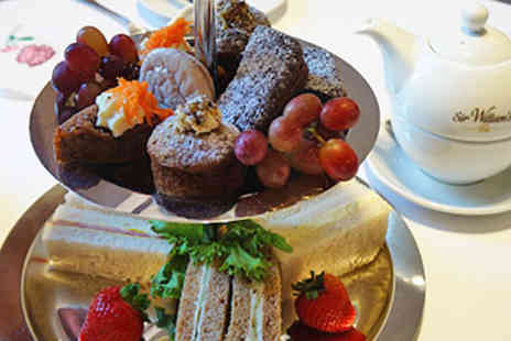 Tophams - Champagne Afternoon Tea for Two - Save 0%