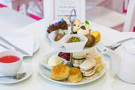 Hey Little Cupcake - Afternoon Tea for Two - Save 0%