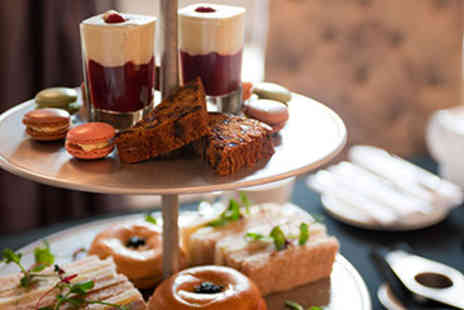Stanbrook Abbey - Champagne Afternoon Tea for Two - Save 0%