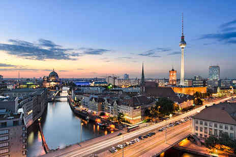Mövenpick Hotel Berlin Am Potsdamer Platz - Four Star Two nights in a Classic Room - Save 60%