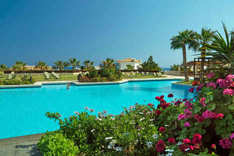 Aldemar Royal Mare - Five Star Seven nights in a Double Bungalow VIP sharing pool - Save 37%