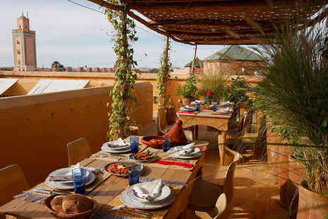 Dar Lalla Fdila - Four Star Four nights in a Superior Room - Save 30%