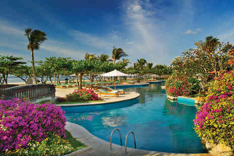 Grand Hyatt Bali - Five Star Seven nights in a Grand Room - Save 0%