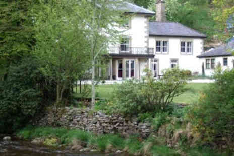 Lovelady Shield Country House Hotel - Gourmet Dining for Two - Save 0%