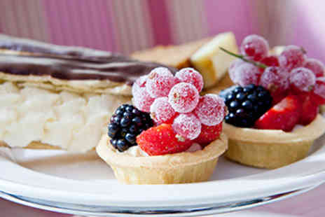 Rudding Park - Afternoon Tea for Two - Save 0%