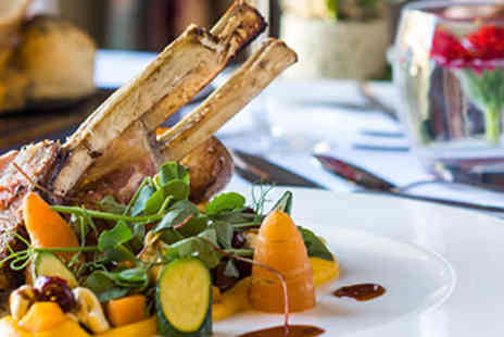 The Wellington Hotel - Gourmet Dining for Two - Save 0%