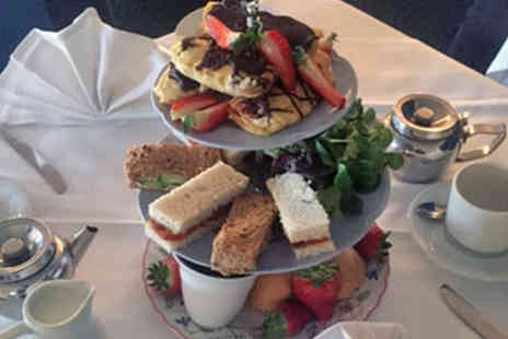 Best Western York House Hotel - Champagne Afternoon Tea for Two - Save 0%