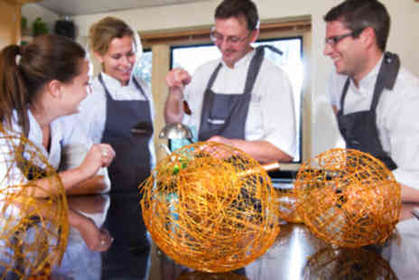 Raymond Blanc - Blanc Vite Cookery Course - Save 0%