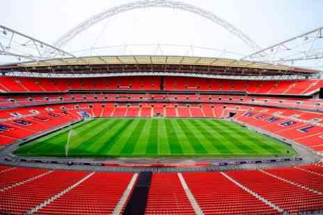 Wembley Stadium Tour - Wembley Stadium Tour with Meal for Two - Save 14%