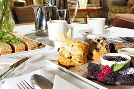 Homewood Park Hotel - Champagne Afternoon Tea for Two - Save 0%