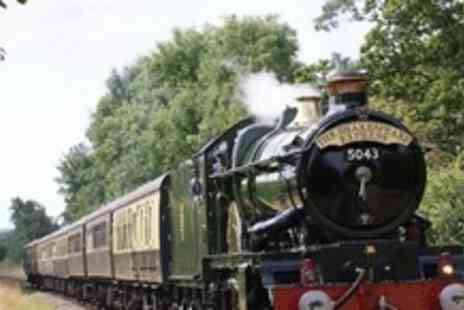 The Shakespeare Express - One Adult to Open Weekend at Tyseley Locomotive Works - Save 60%