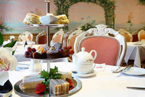 The London Elizabeth Hotel - Afternoon Tea for Two - Save 0%