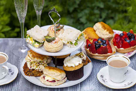 The Oxfordshire - Sparkling Afternoon Tea for Two - Save 0%