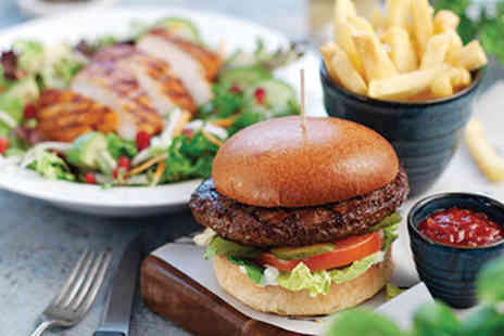 The Merchant Exmouth - Two Course Pub Meal and Drink for Two - Save 0%