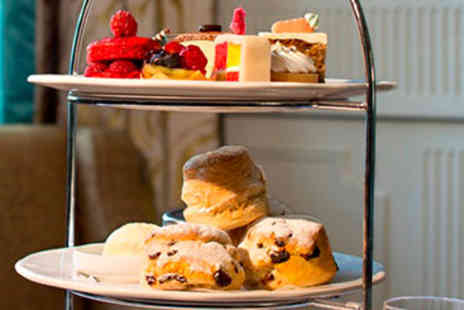 Sopwell House - Champagne Afternoon Tea for Two - Save 0%