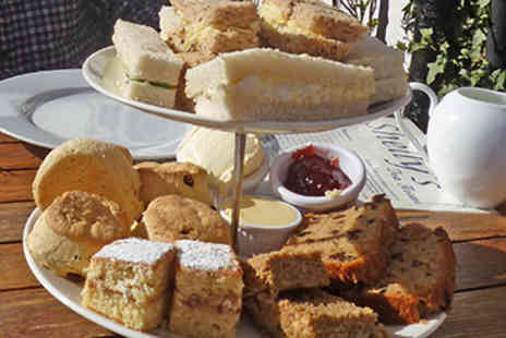 Shellys of Chilham - Afternoon Tea for Two - Save 0%