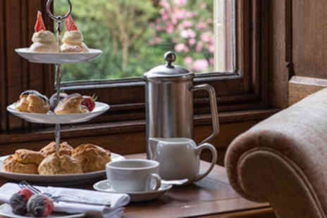 Mellington Hall - Champagne Afternoon Tea for Two - Save 0%