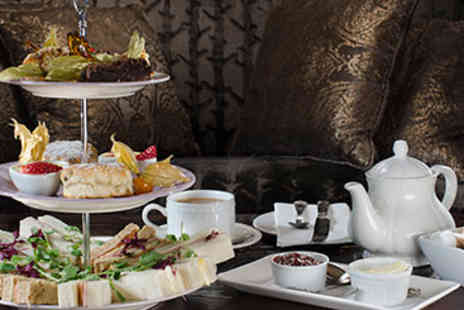 Langtry Manor - Edwardian Afternoon Tea for Two - Save 0%