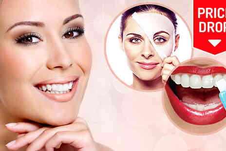 Bonicaro Design - 22 Piece Beauty Kit for Face and Teeth - Save 88%