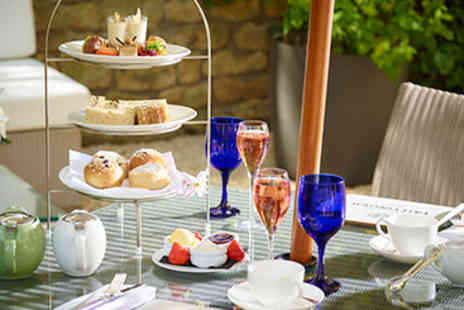 The Royal Crescent Hotel - Champagne Afternoon Tea for Two - Save 0%