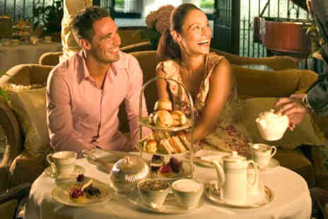 The Talbot - Lady Hamiltons Luxury Afternoon Tea for Two - Save 0%