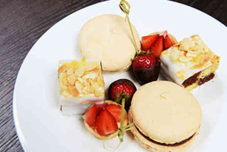 The Savannah - Champagne Afternoon Tea for Two - Save 0%