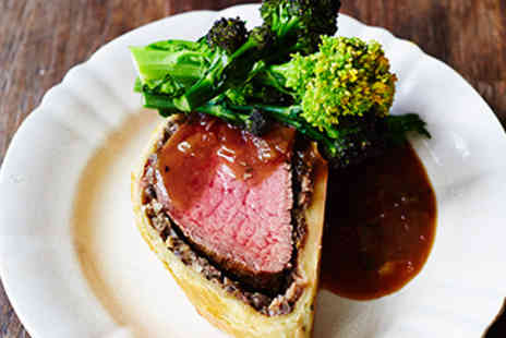 The Jamie Oliver Cookery School - Beef Wellington Cooking Class - Save 0%