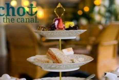 Cafe Ocho - Luxury Afternoon Tea For Two - Save 60%