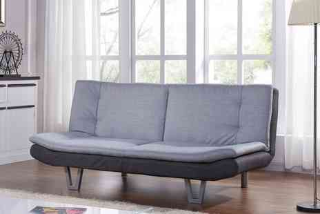 Groupon Goods Global GmbH - Hudson Sofa Bed With Free Delivery - Save 78%