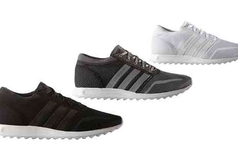 Groupon Goods Global GmbH - Adidas Los Angeles Shoes in Choice of Colour With Free Delivery - Save 39%