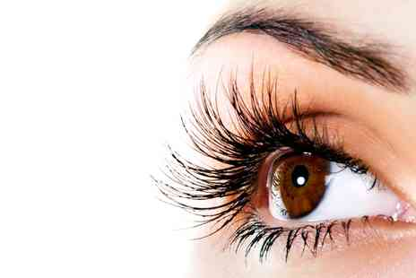 Stylistics - Full Set of Semi Permanent Eyelash Extensions - Save 31%