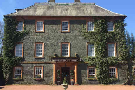 Best Western Moffat House Hotel - Overnight stay with romance package and breakfast - Save 50%