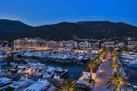Broadway Travel - Four Star seven nights Montenegro getaway with breakfast and flights - Save 24%